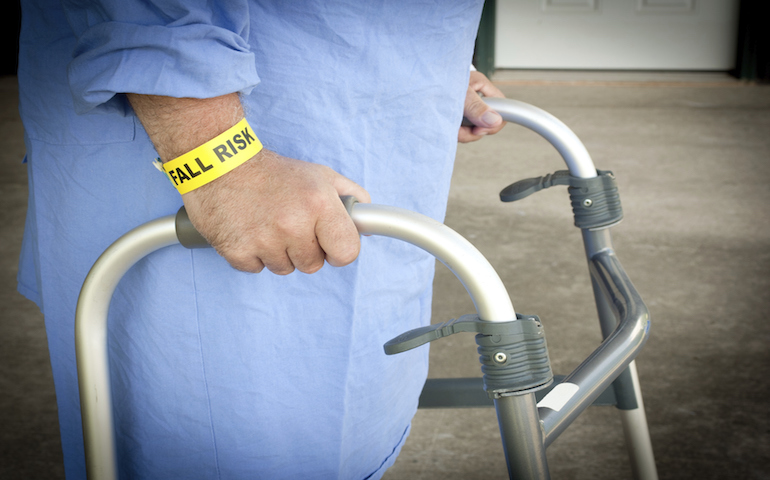 manual handling risks in aged care