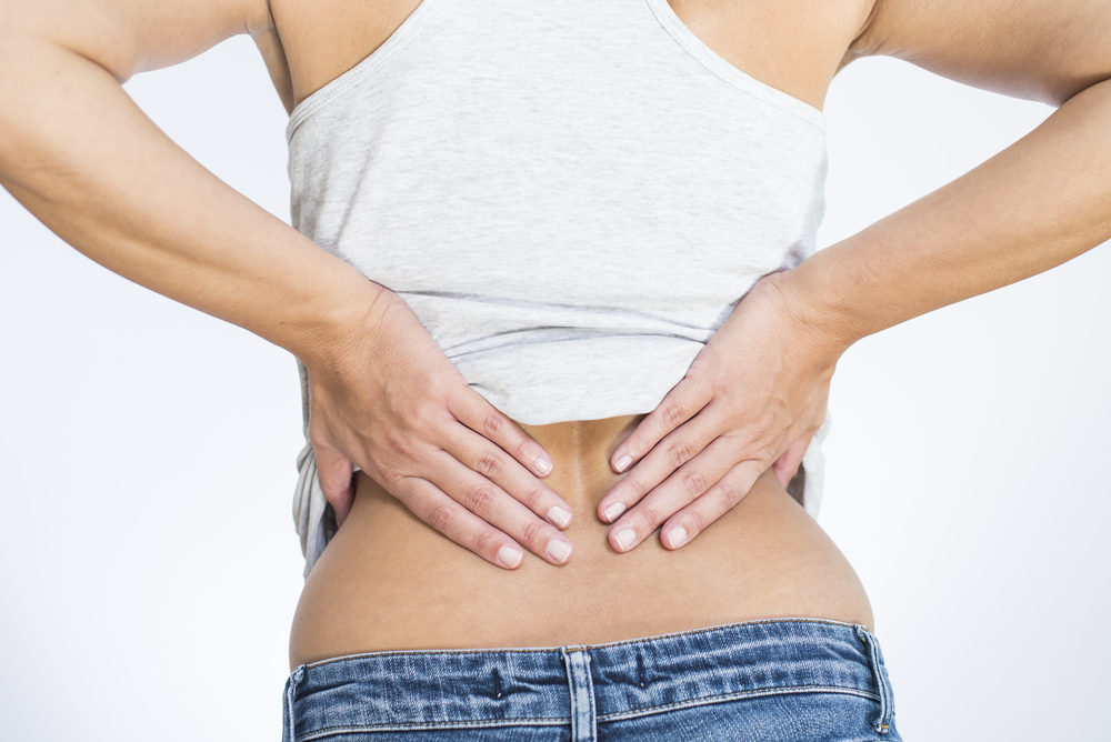 Признаки беременности тянет спину