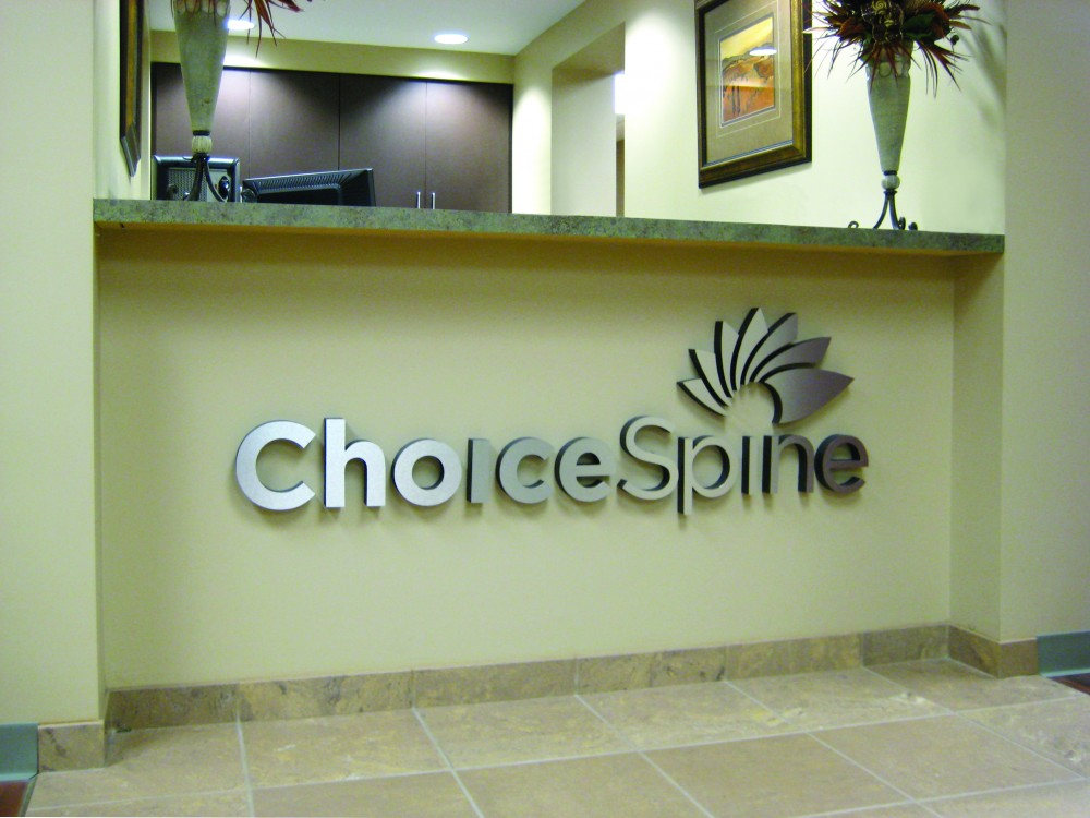 choicespine-signage