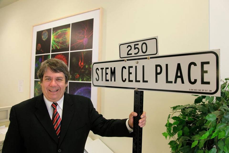Photo of Stem cell company paid $443,500 to former head of state agency that funds research